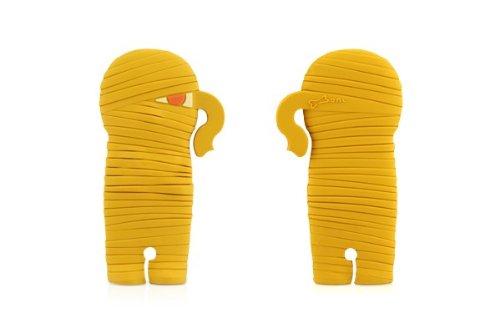 orange bone mummy