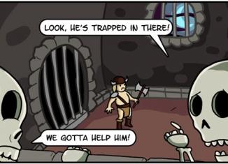 Skeletons in video games